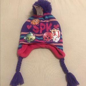 Shopkins Pom Pom Beanie Hat